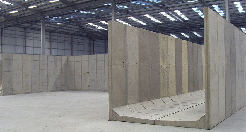 Precast Retaining Wall - L-bloc® – Freestanding retaining wall units