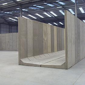 Precast Retaining Wall - L-block