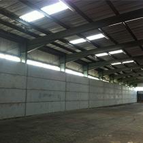 Pre-stressed Concrete Panels