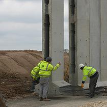 Shuttabloc – Precast retaining wall