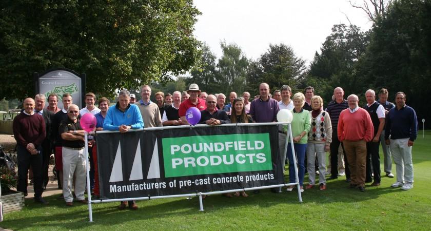 Precast Concrete Charity Golf Day