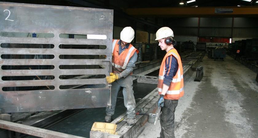 Precast Concrete Manufacturing