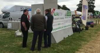 New product launch at 3 Agricultural shows