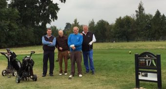 £3,500 raised with our 3rd Annual Charity Golf Day
