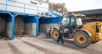 State-of-the-art Waste Transfer Station