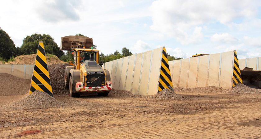 Alfabloc® Precast Concrete Retaining Wall