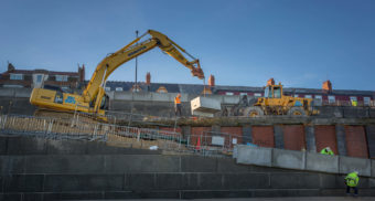 [Update] Whitley Bay Sea Defence Project