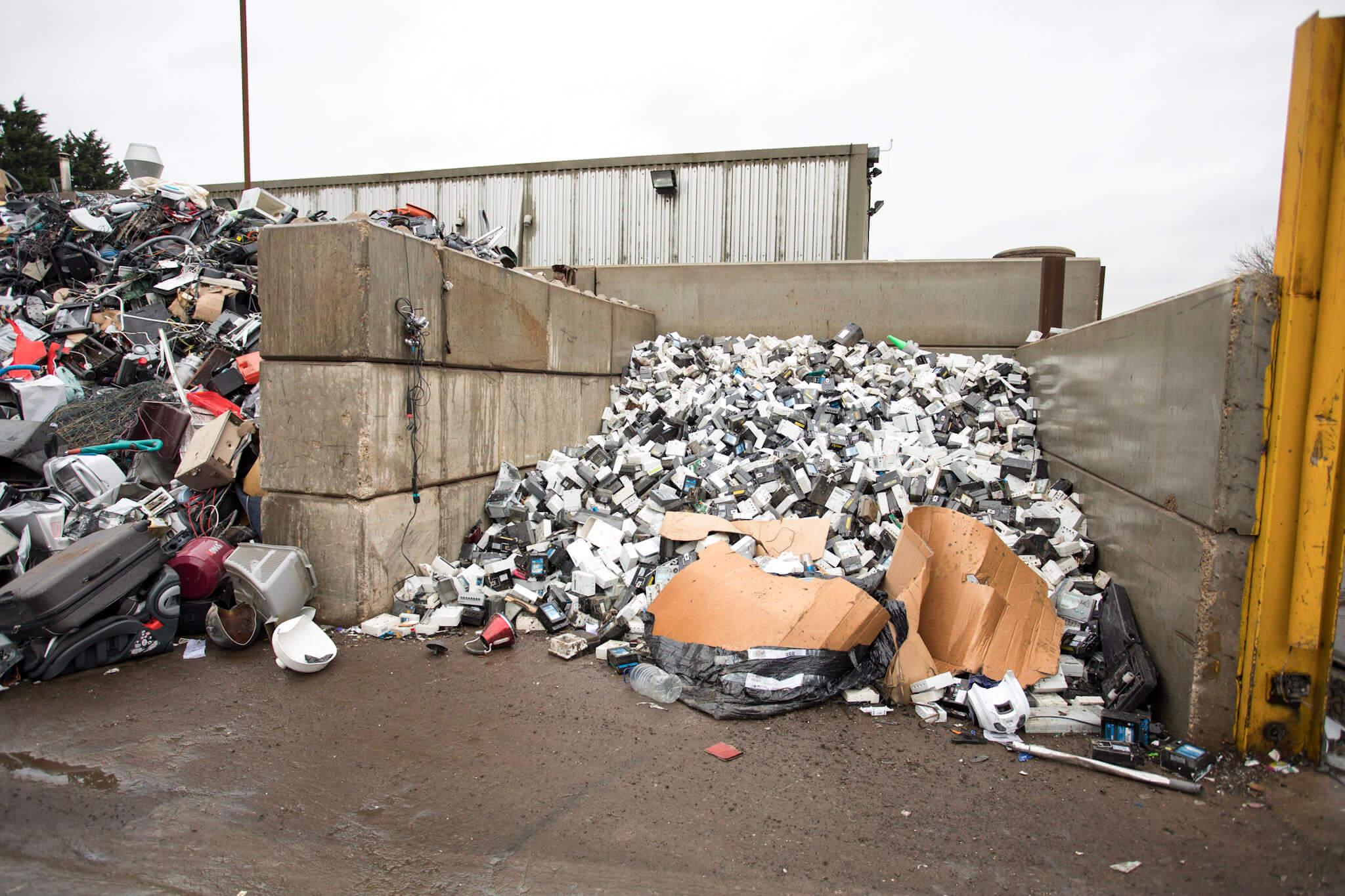 Betaloc Blocks at Sackers Recycling