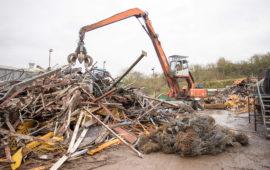 Sackers Recycling, Suffolk