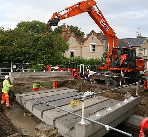 Bespoke Precast Concrete Projects