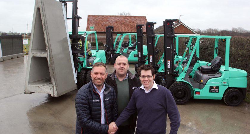 Poundfield Forklift Trucks