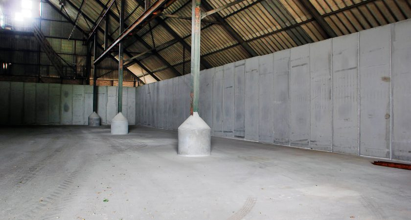 Salle Farms Grain Storage