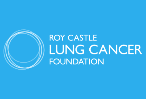 Donate to the Roy Castle Lung Cancer Foundation