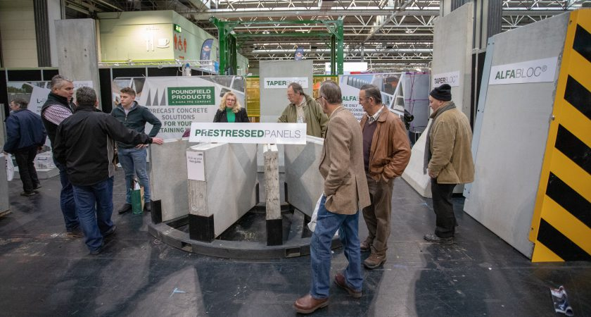 Poundfield Products at LAMMA Agricutural Show