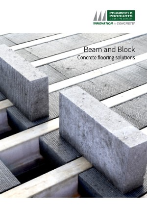 Beam & Block Brochure