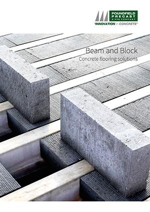 Beam & Block Brochure