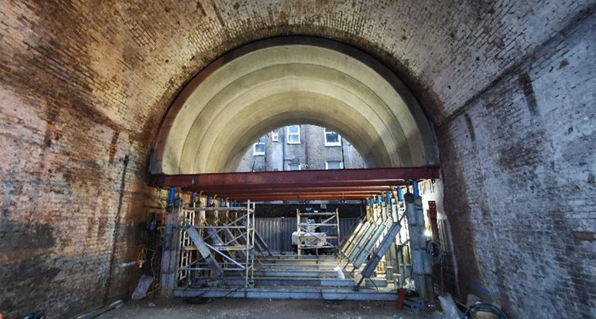 Brixton Road Railway Arches