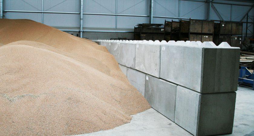 Betaloc XL - Agriculture - Grain Walling