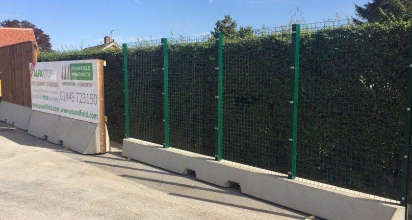 Alfastop® Precast Concrete Security Barriers