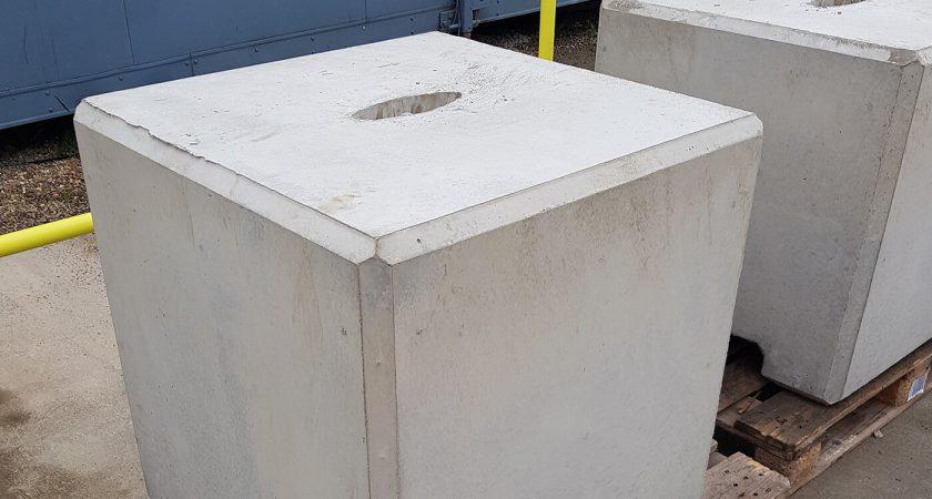 Marquee Ballast Blocks